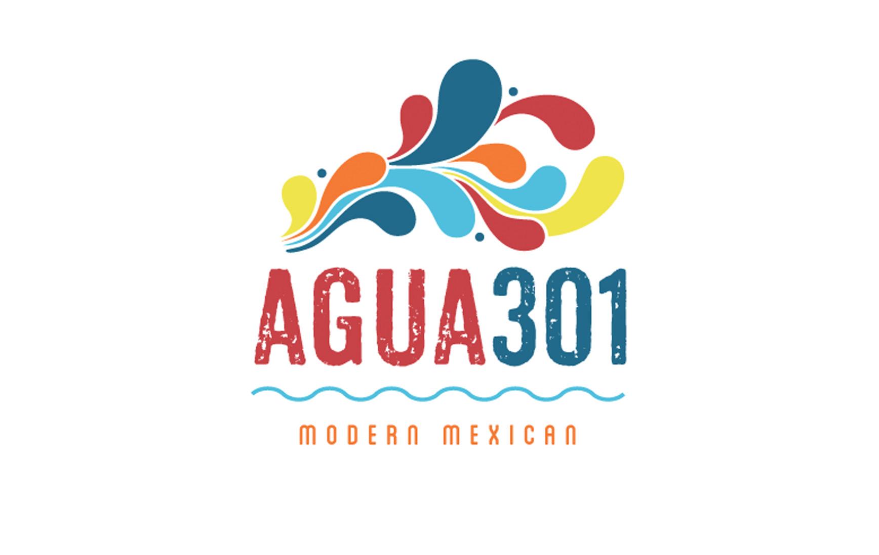 Agua 301 // Logo