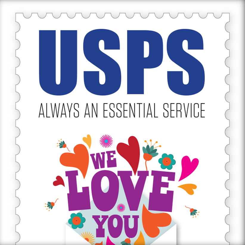 USPS Forever Posters